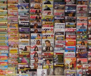 Magazines, The Bell Tolls For Thee...