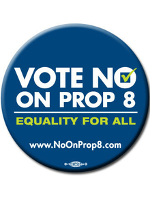 Prop 8 Fight Too Close For Comfort