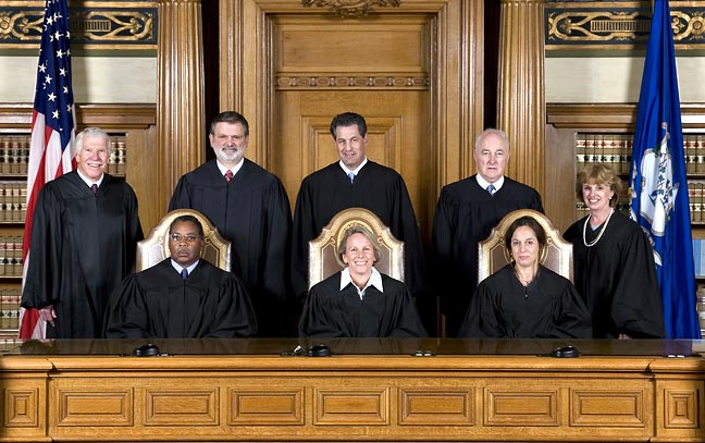 CT Supremes Overturn Ban On Gay Marriage