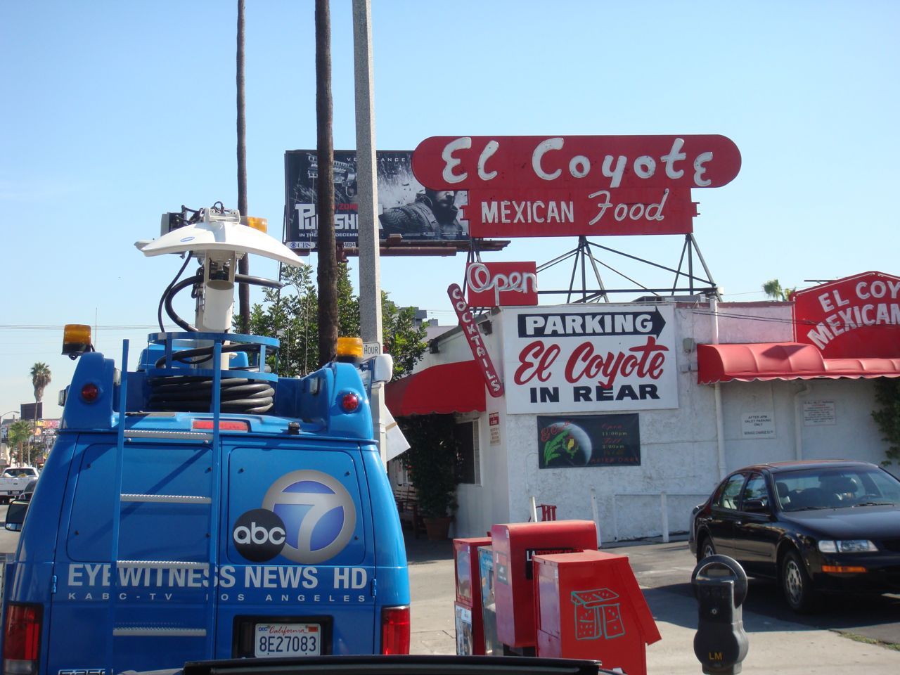 El Coyote Prop. 8 Press Conference Goes Horribly Wrong
