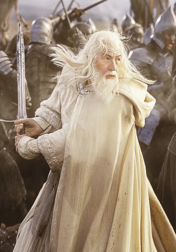 """Gandalf Does Not Put Up with Bullies!"""