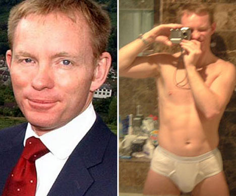 Chris Bryant Reminds Us Why We Don't Have a Gay Sex Site Account
