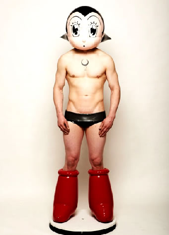 Sort-of-Sexy AstroBoy Costume Turns Us On, Creeps Us Out