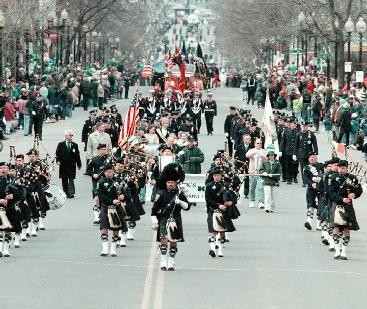 Boston's St. Patrick's Day Parade Bans Gays. Is It Still OK to March In It?