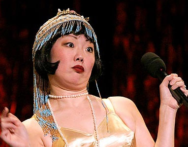 Margaret Cho's Worst On-Stage Moment