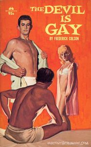 Gay Books Will Make Libraries Teach Kids to Be Homosexuals!