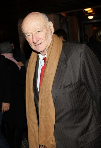 Ed Koch Still Perfectly Happy to Live In the Closet (With the Light Turned On)