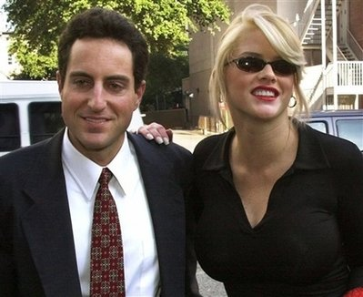 Homosexual Denier Howard K. Stern on the Hook for Anna Nicole's Drugs