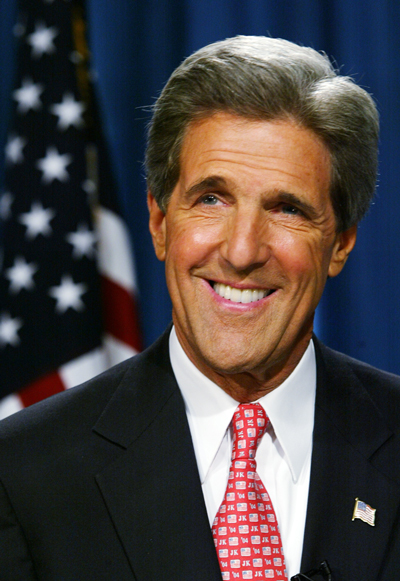 Kerry Asks for Asylum for Gay Brazilian Man