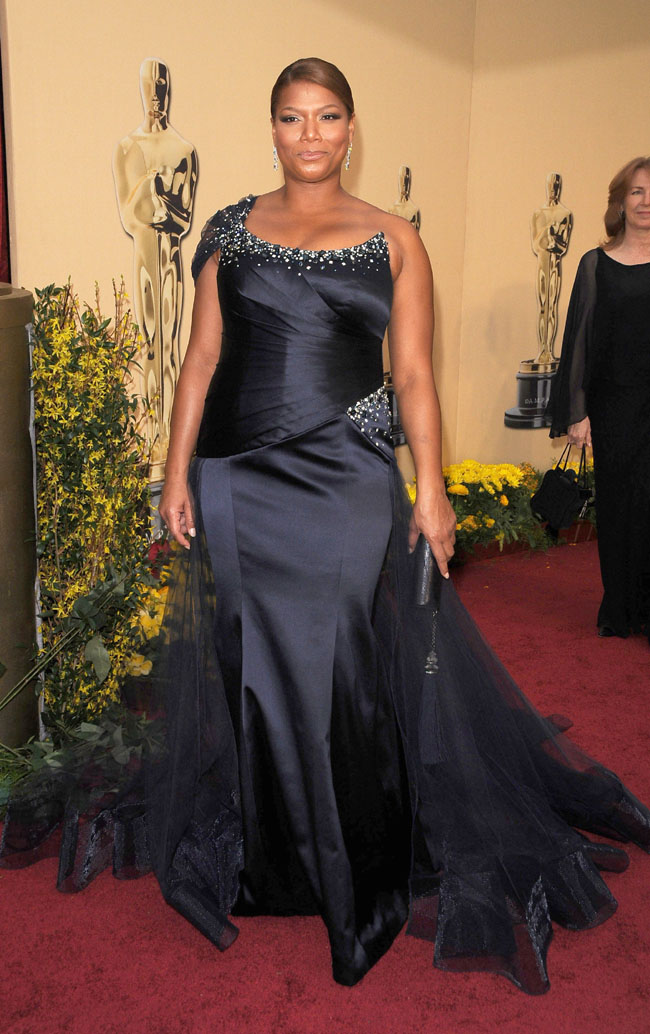 Will Queen Latifah Never Sleep With Men Again? Or Just One In Particular?