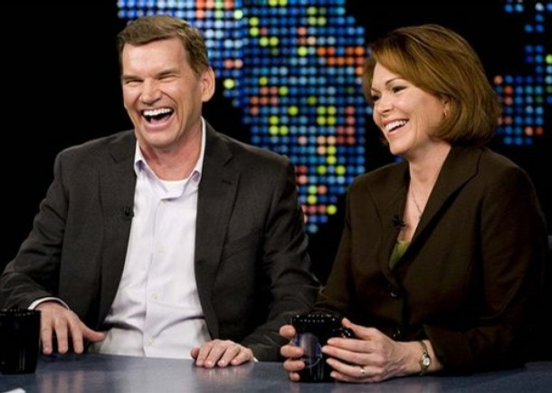 Ted and Gayle Haggard Headed to Divorce Court (But Are Staying Married)