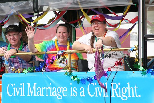 Gay Rights Coming Sooner Than Expected?