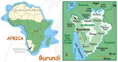 Britain Condemns Burundi's New Gay Sex Crimes. America Remaining Silent?