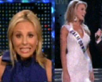 Elisabeth Hasselbeck Only Defends Gay Hating Pageant Contestants