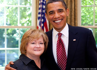 Obama Had 1 Minute for Judy Shepard