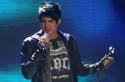 Adam Lambert's 50 Percent Chance of Becoming First Openly Gay Idol