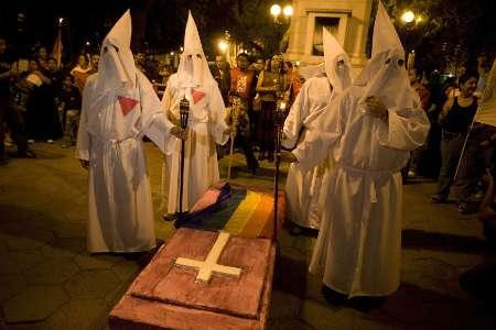This Is Not a KKK Rally