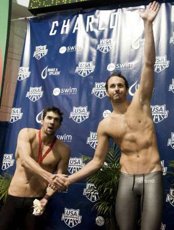 OH SNAP: Michael Phelps Loses