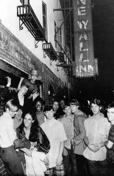 The Stonewall Riot Was Not, In Fact, the Gay Community's Uprising