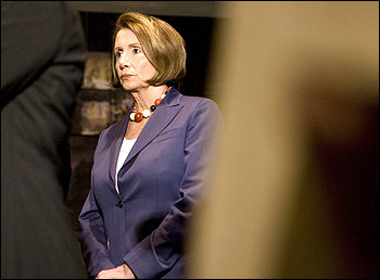 Maybe Torture-Endorser Nancy Pelosi Isn't the Best Person to Defend Iraq's Gays