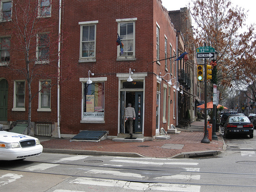 Are You Going to Let Nation's Oldest Gay Bookstore Collapse On Itself?
