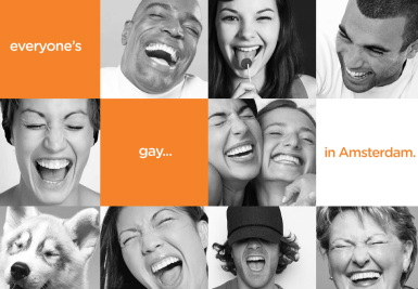 What, Exactly, Does Amsterdam Mean When It Says Everyone There Is Gay?