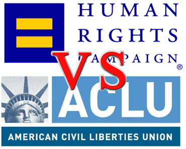 What's HRC Fighting About With the ACLU?