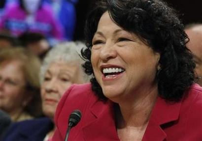 'Wise Latina' Gets OK From Senate Judiciary Committee, 1 Step Away from Supreme Court