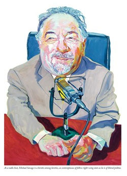 Michael Savage's Favorite Part of His Liberal Media Profile