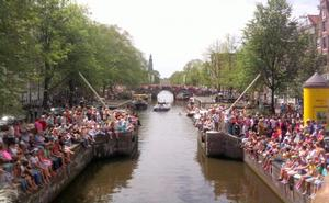 How to Celebrate New York's 400 Marriage to Amsterdam? Get Hitched