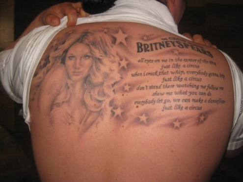 Dear Man With the Britney Spears Tattoo: Please Return the Stolen Chihuahua