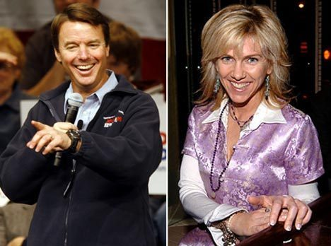 John Edwards Will Acknowledge the Baby That (Helped) Kill His Presidential Dreams
