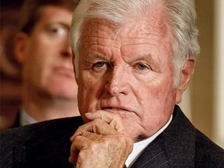 Ted Kennedy Made Gays Fight for Their Rights Before He Helped. Is Obama Following Suit?