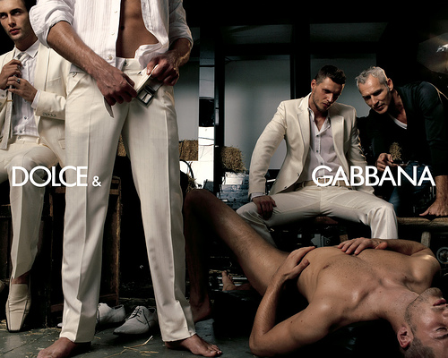 Dolce & Gabbana Stopped Supporting the Gays. Time to Stop Supporting D&G?