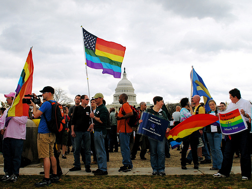 We're Thrilled Gay Marriage Is Coming to D.C. (But Not Why You'd Expect)