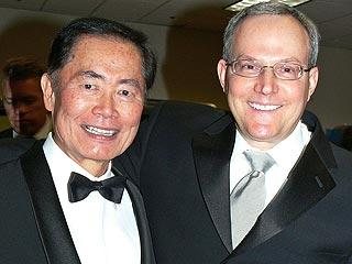 George Takei + Brad Altman Will Be America's First Gay Newlyweds