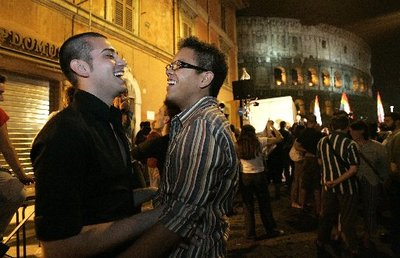 Gay Bar Bomb Attack in Rome Just the Latest in String of Bias Violence
