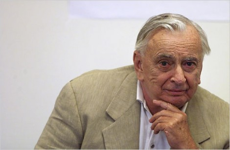 It's Not That Gore Vidal Hates Gays Marriage. He Just Hates Americans Who Want It