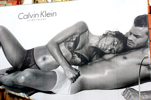 What's It Take to Make a Calvin Klein Ad 'Pornographic'? A Hot Guy