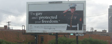 So It Was a Group of Queers Who Vandalized the DADT Billboard?