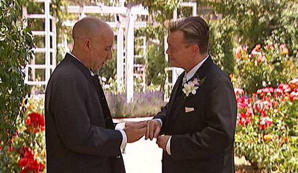 Say Hello to Australia's First Married Gays!