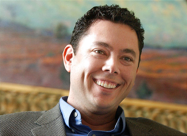 Rep. Jason Chaffetz, Who Wants to Destroy D.C.'s Marriage, Is The Son of a Gay Romance Author