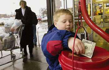 Does the Salvation Army Actually Make the Needy Pray to Jesus For Their Handouts?