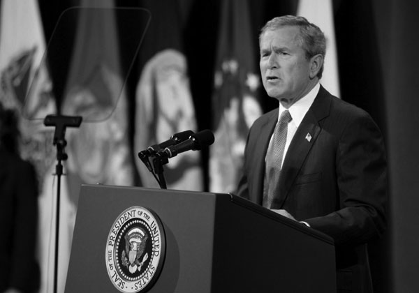 What Concerned the Bush Administration Most About Iraq's Gay Killings? How the Media Would Handle It