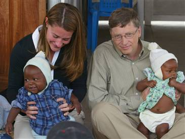 Uganda Wants to Murder Sexually Active HIV+ Gays. So Why Doesn't AIDS Crusader Bill Gates Care?