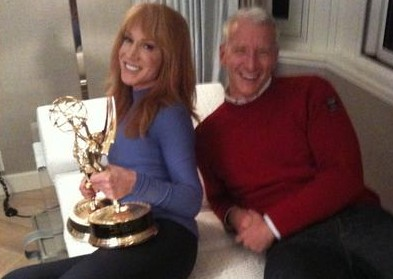 Why Won't Kathy Griffin Talk About Anderson Cooper's Man Love? To Keep Him Safe Around the Globe