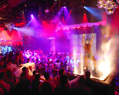 The Future of Las Vegas' Gay Nightclub Krave: Bankruptcy
