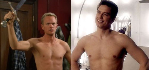 Neil Patrick Harris + John Barrowman Engaged In Real-Life Internet Popularity Contest