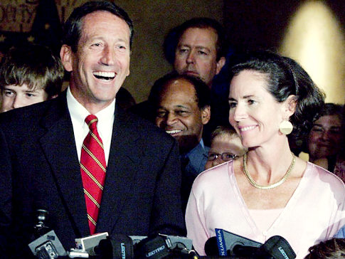 Even Mark Sanford's Sons Thought Their Sex-Happy Anti-Gay Dad Was a Jerk