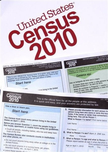 Gays Free to Answer 2010 Census' Relationship Questions Any Way They Want